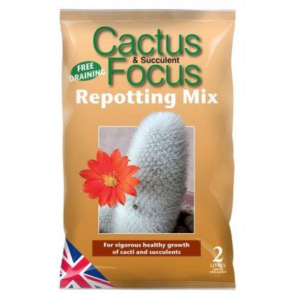 Growth Technology - Cactus Focus Repotting Mix 2l