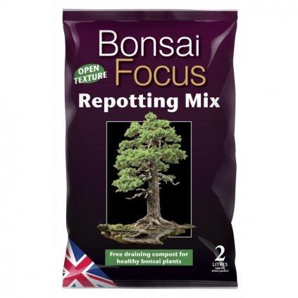 Growth Technology - Bonsai Focus Repotting Mix 2l