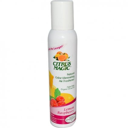 CITRUS MAGIC Lemon & Raspberry 103 ml