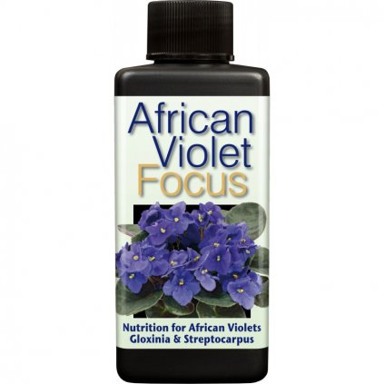 Growth Technology - African Violet Focus (různý objem)