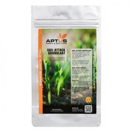 Aptus Soil Attack Granulaat (různý objem)