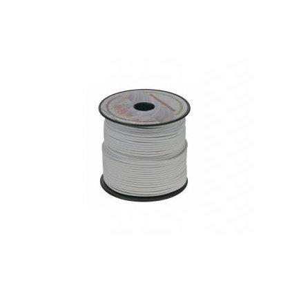 Kabel 3G 1,5mm bílá barva