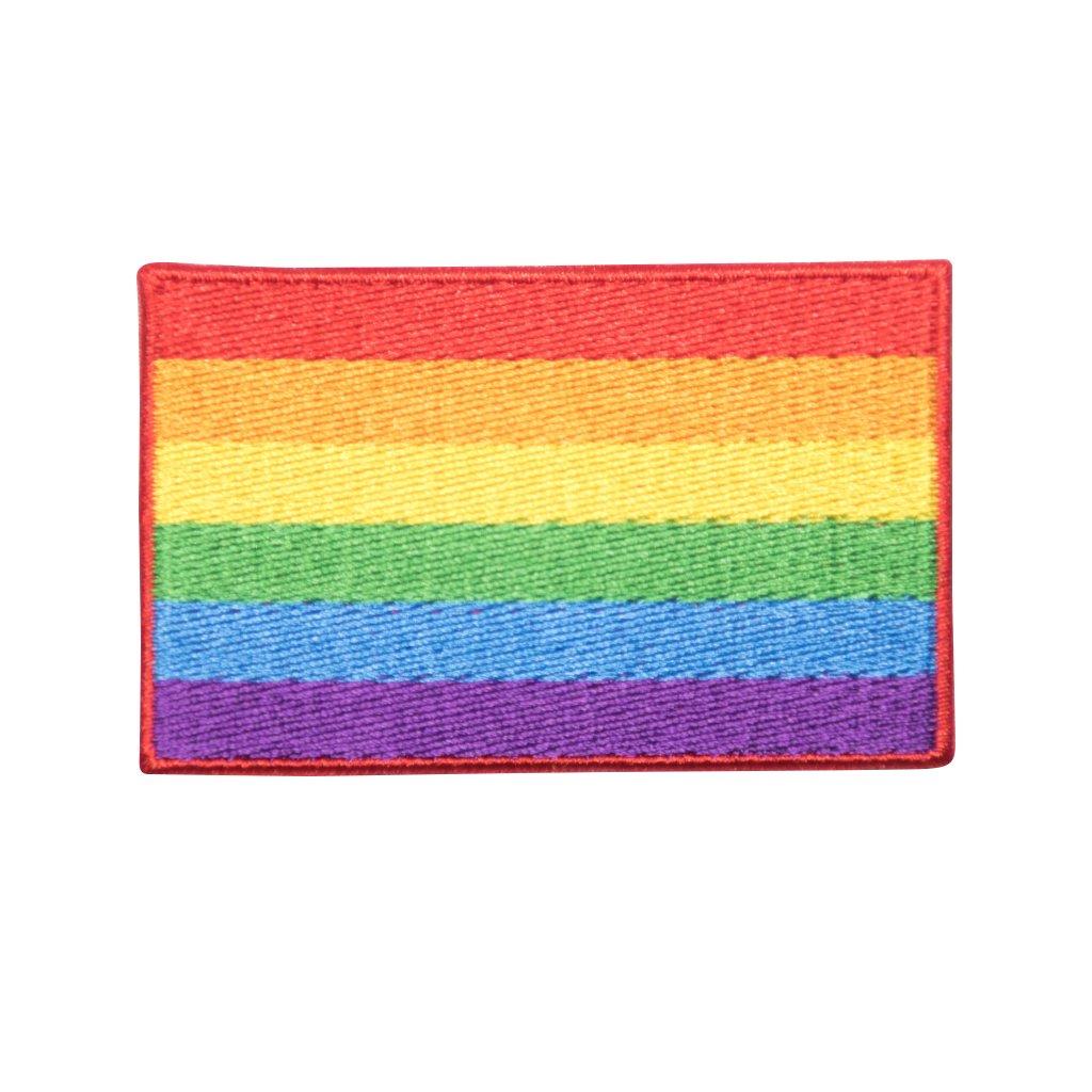 Official Pride vlajka nášivka