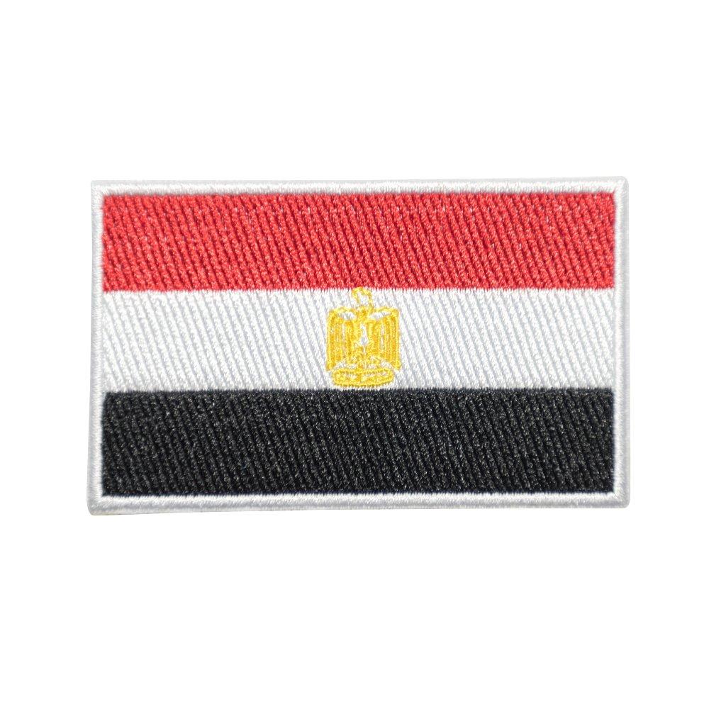 Egypt vlajka nášivka