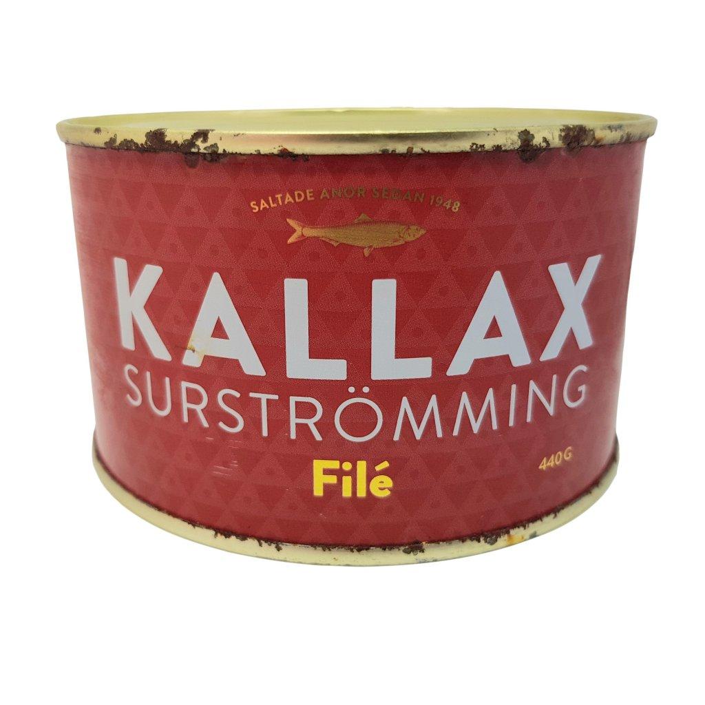 KALLAX Suströmming Filé 300g