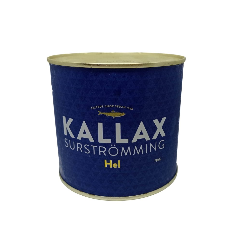 KALLAX Surströmming 475g VELKÉ BALENÍ