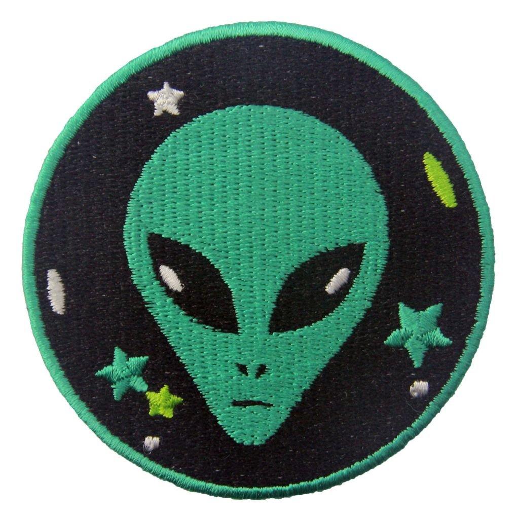 ET mimozemšťan nášivka