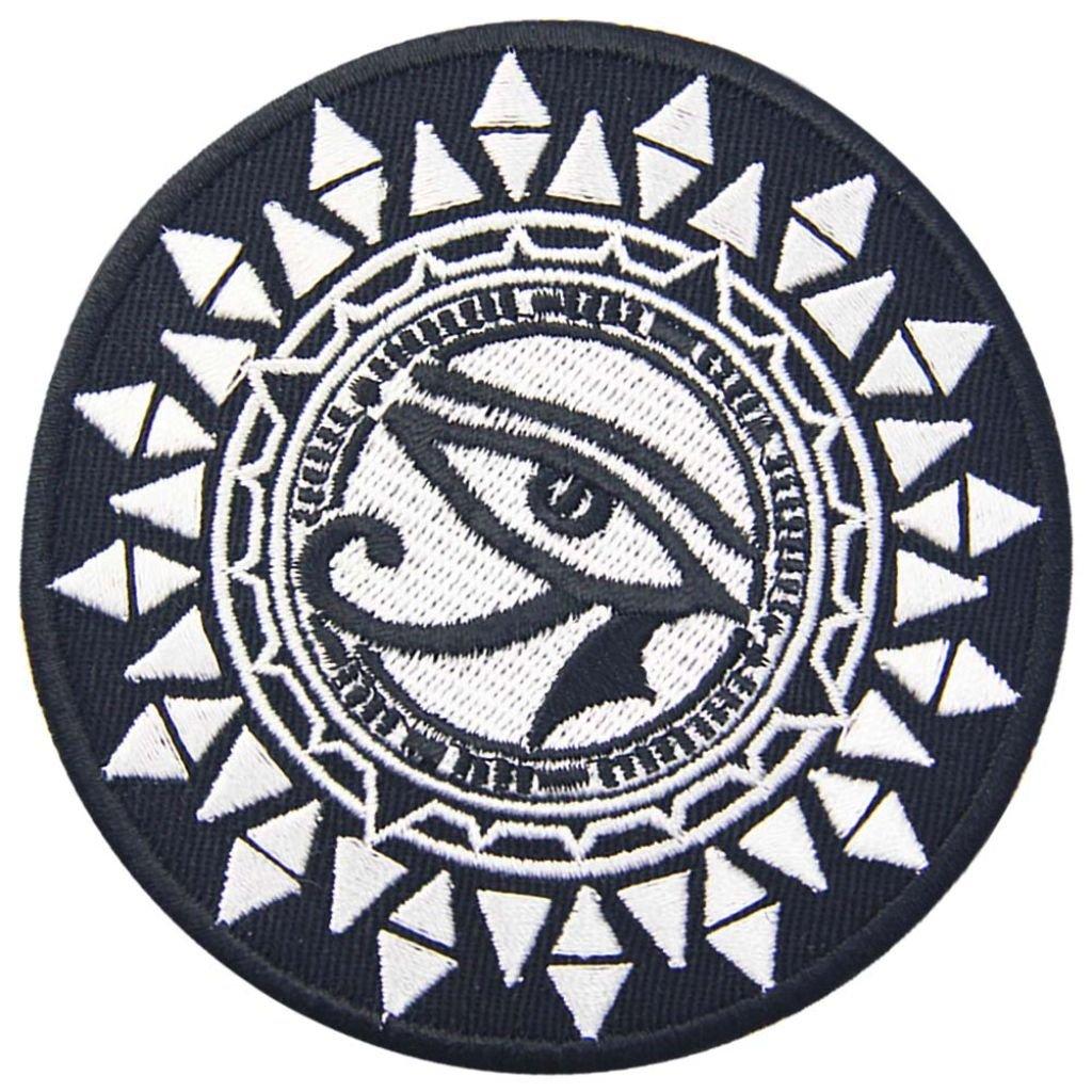 Oko Horovo egyptský symbol nášivka