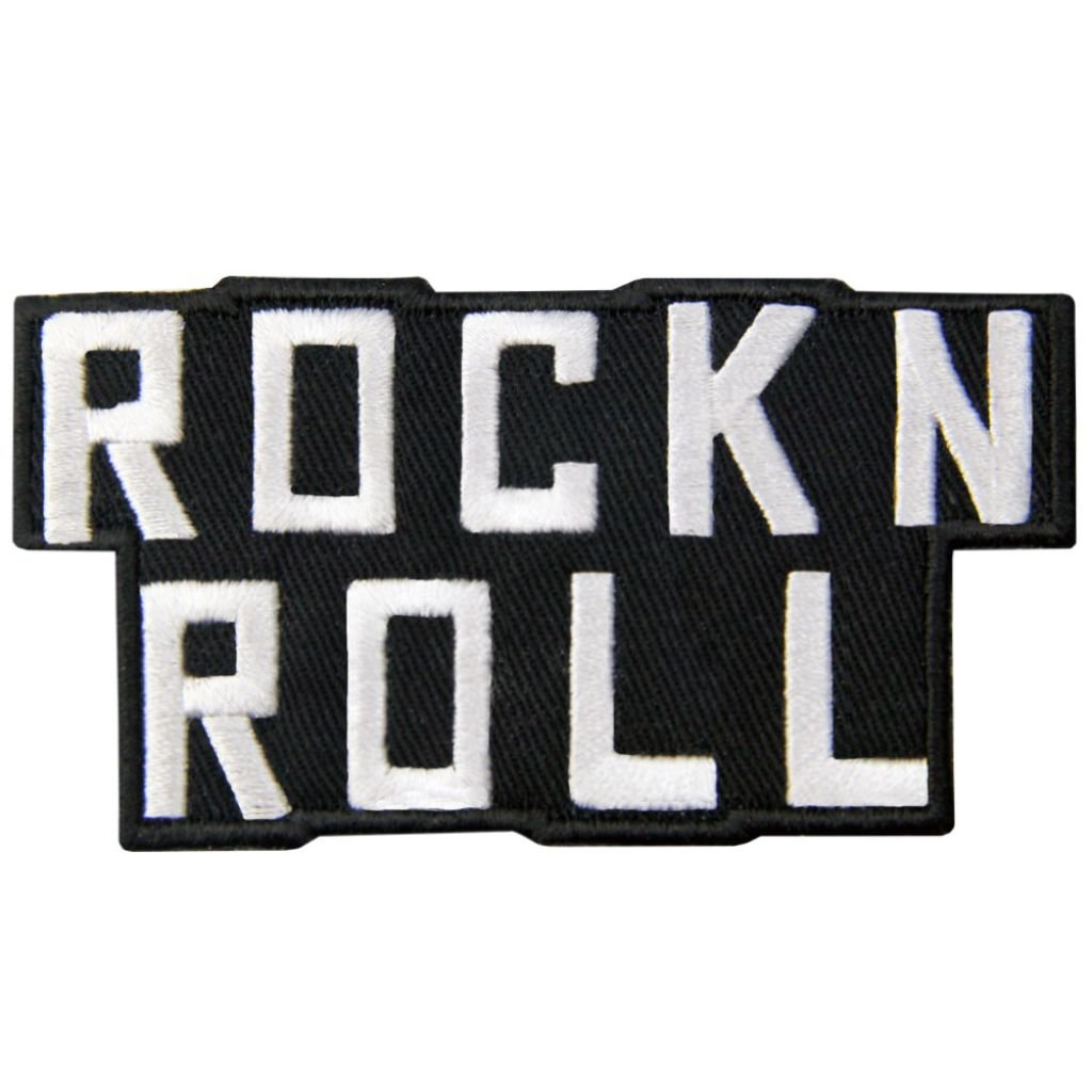 ROCK n ROLL nášivka