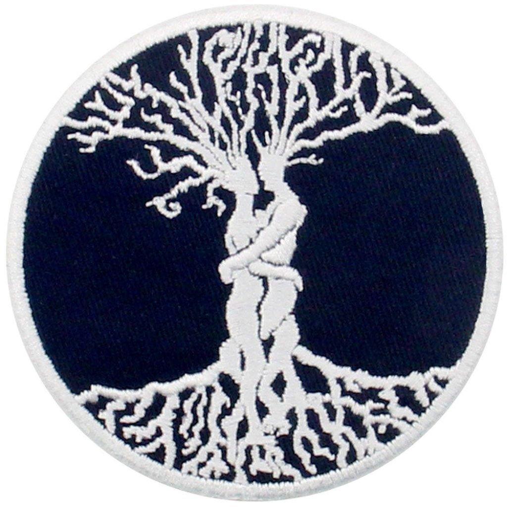 Keltský strom života nášivka