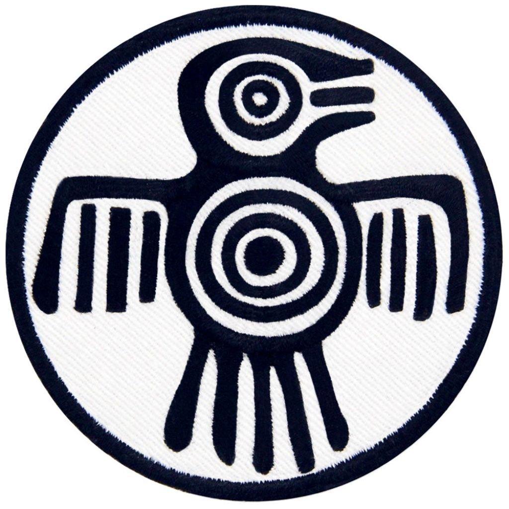 Starý Aztécký znak