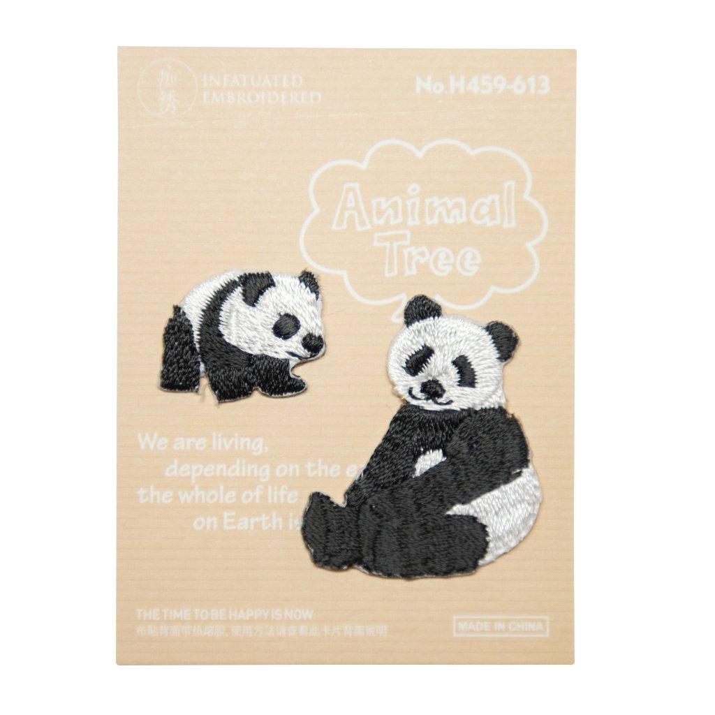 Pandy nášivka