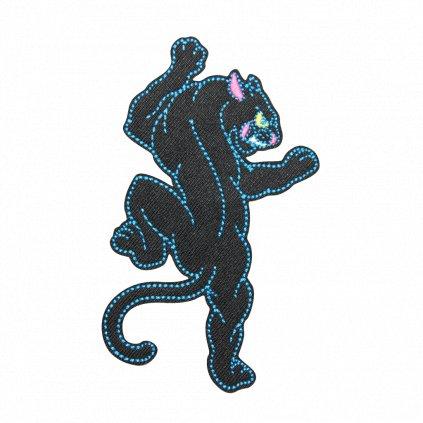 Černý Panter nášivka