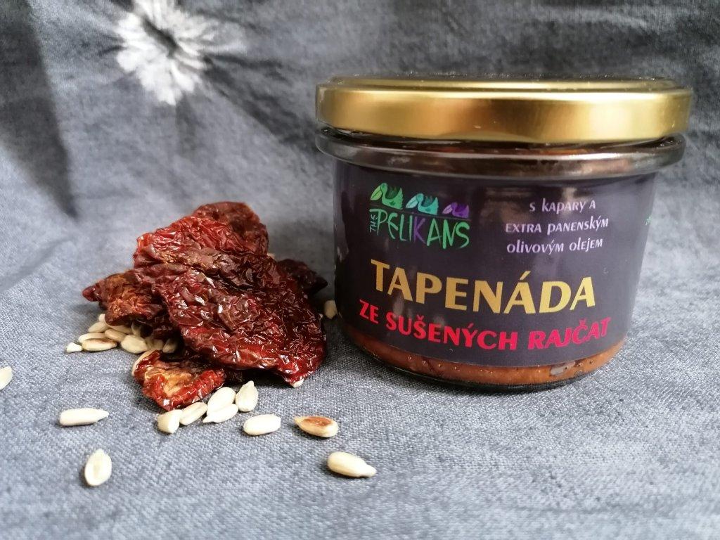 Tapenáda ze sušených rajčat 170 g