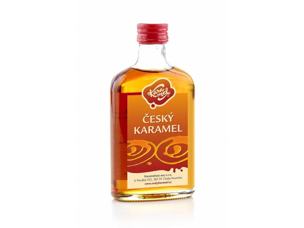 Český originální karamel 0,2 l