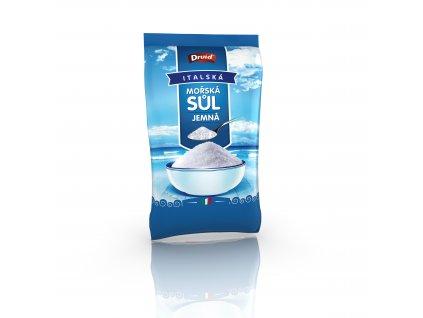 Mořská sůl jemná sůl 1 kg