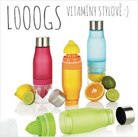 Looogs - vitamíny stylově