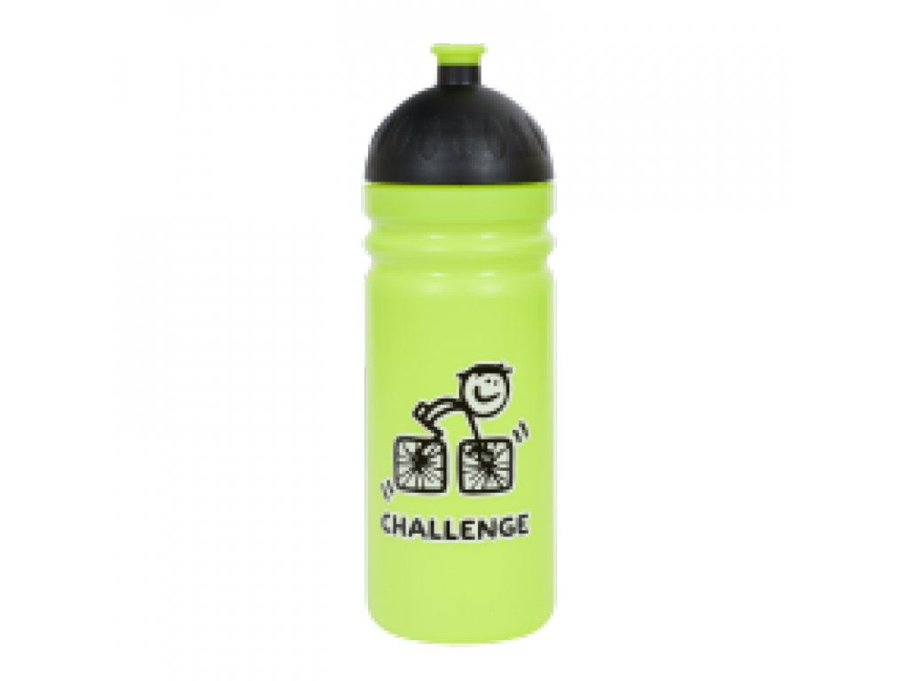 zdrava lahev kolo challenge 700 ml zelenadomacnost