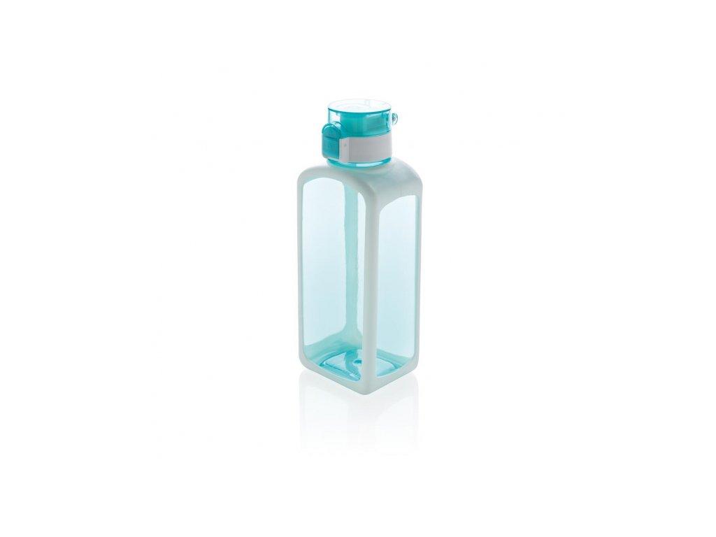 uzamykatelna lahev s automatickym oteviranim 600 ml xd xclusive tyrkysova