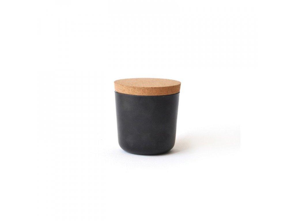 ekobo nadoba doza na skladovani potravin eko bambus zelenadomacnost