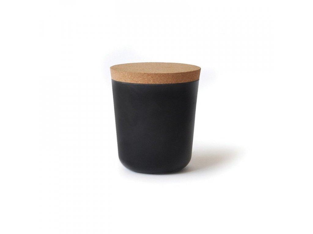 ekobo velka nadoba doza na skladovani potravin eko bambus zelenadomacnost 1