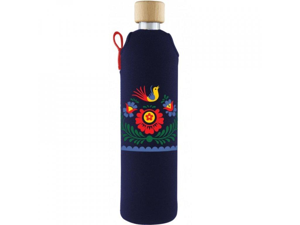 drink it lahev sklo napisa 500 ml zelenadomacnost