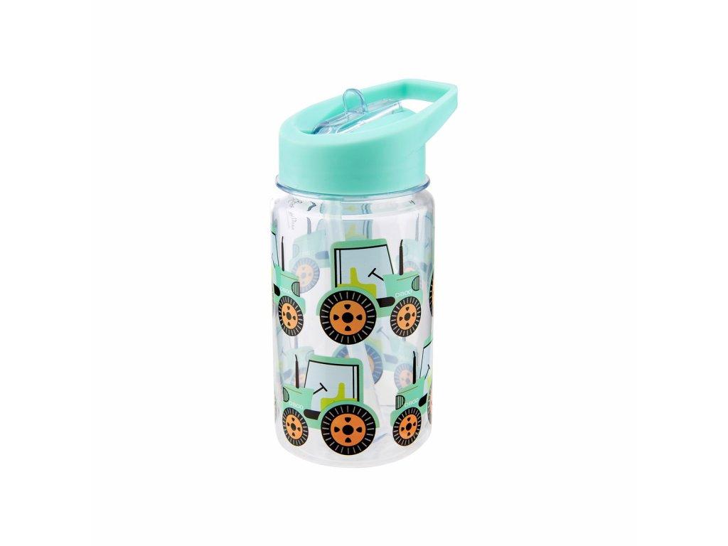 ZIP035 A Tractor Water Bottle
