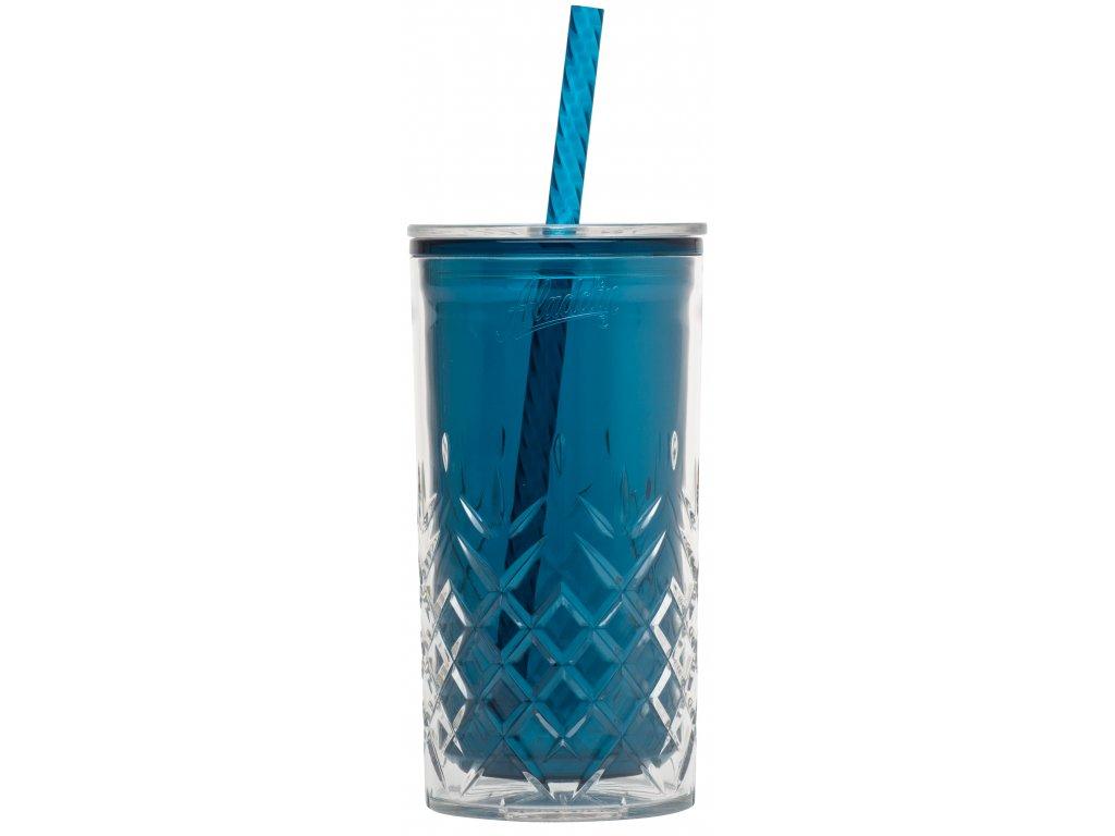 Plastový pohár petrolejový