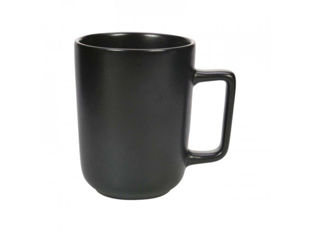 GUSTA Hrnek FIKA černý 250 ml