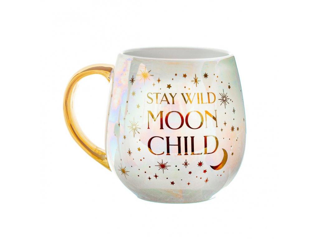 KD099 A Celestial Stay Wild Moon Child Mug (1)