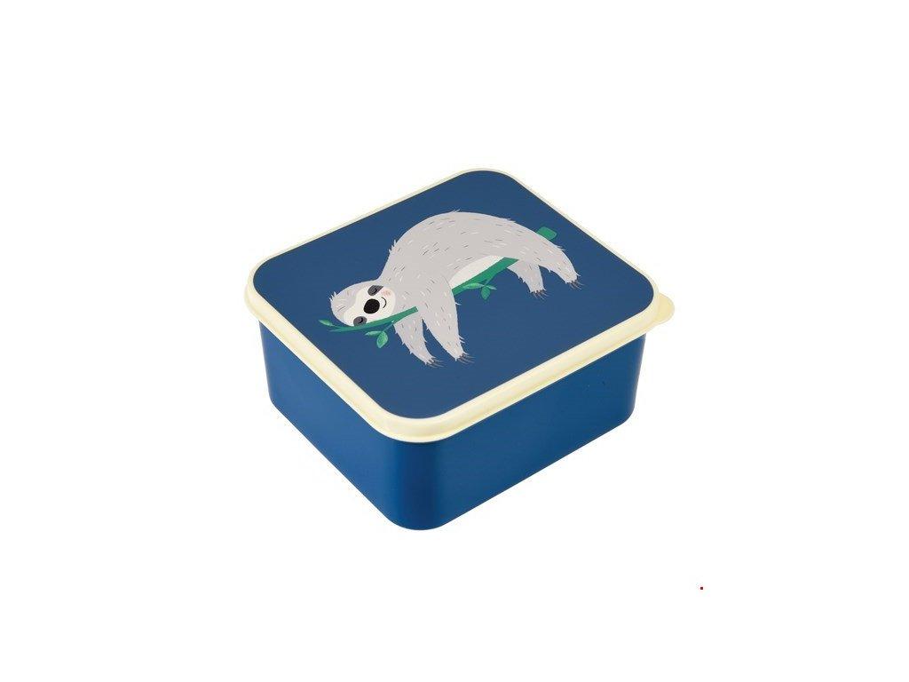 svačinový box Rex London - SYDNEY THE SLOTH