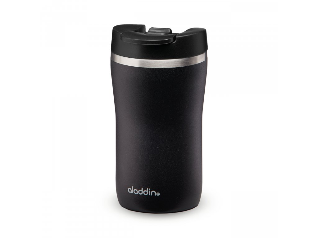 ALADDIN Café Thermavac Leak-Lock™ vakuový termohrnek 250ml černá