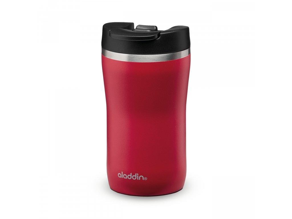 ALADDIN Café Thermavac Leak-Lock™ vakuový termohrnek 250ml červená