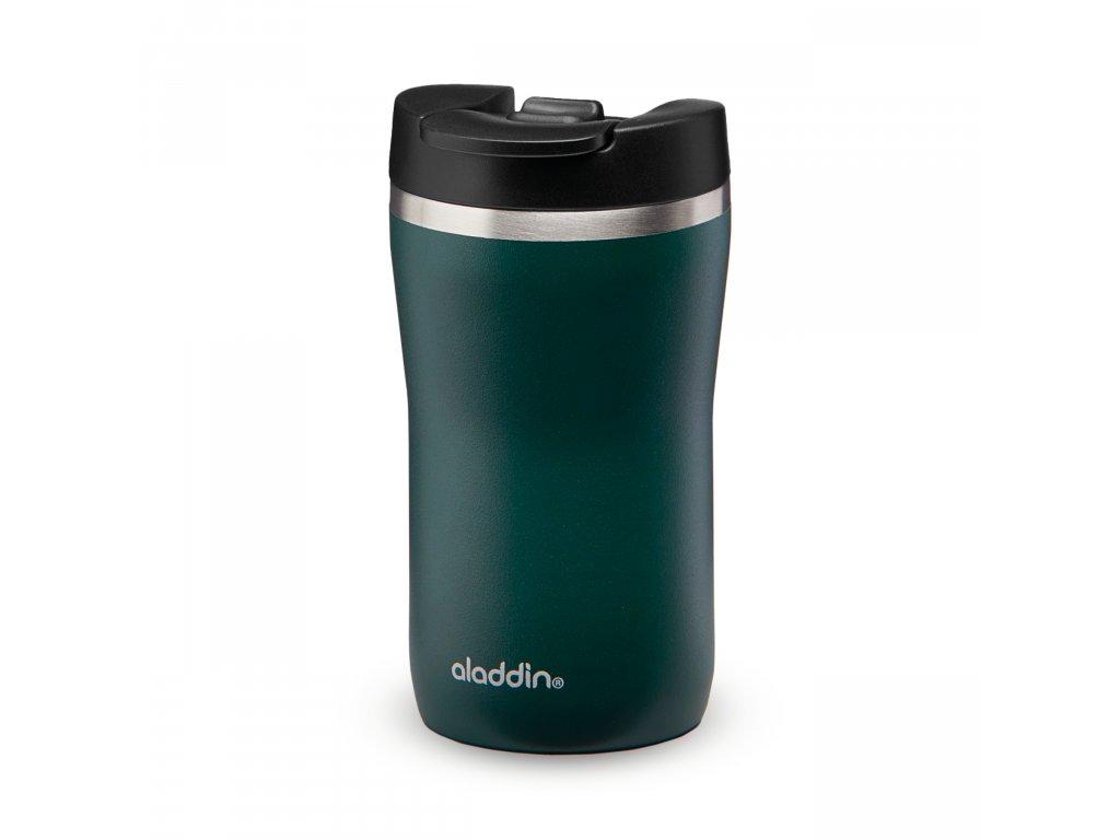 ALADDIN Café Thermavac Leak-Lock™ vakuový termohrnek 250ml zelená tmavá