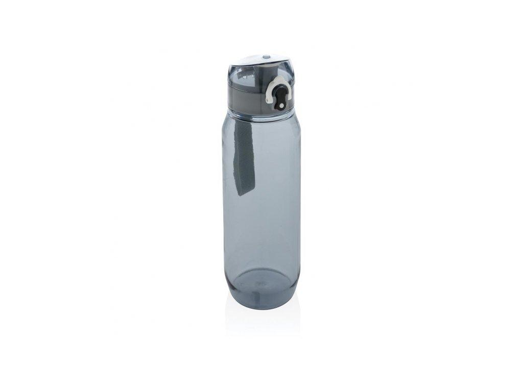 lahev na vodu s uzamykatelnym vickem xl 800 ml xd design seda (5)