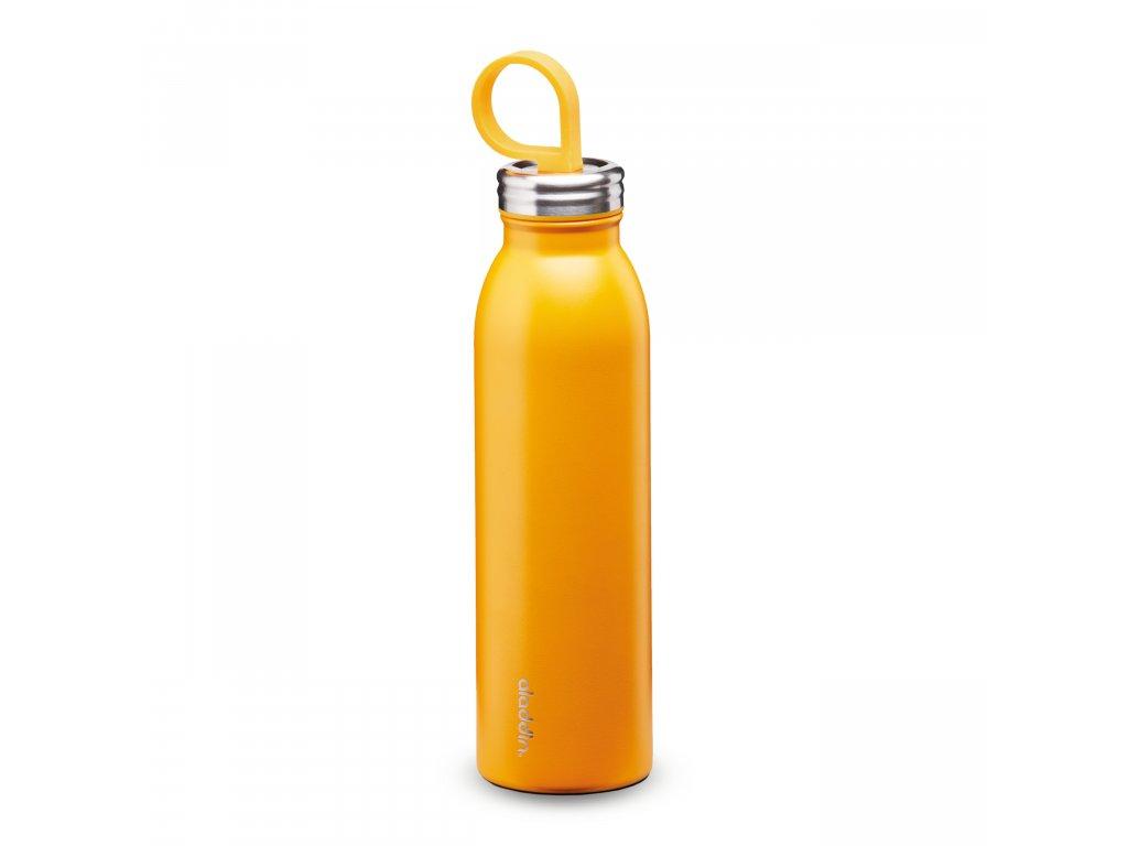 ALADDIN Chilled Thermavac™ vakuová láhev 550ml žlutá