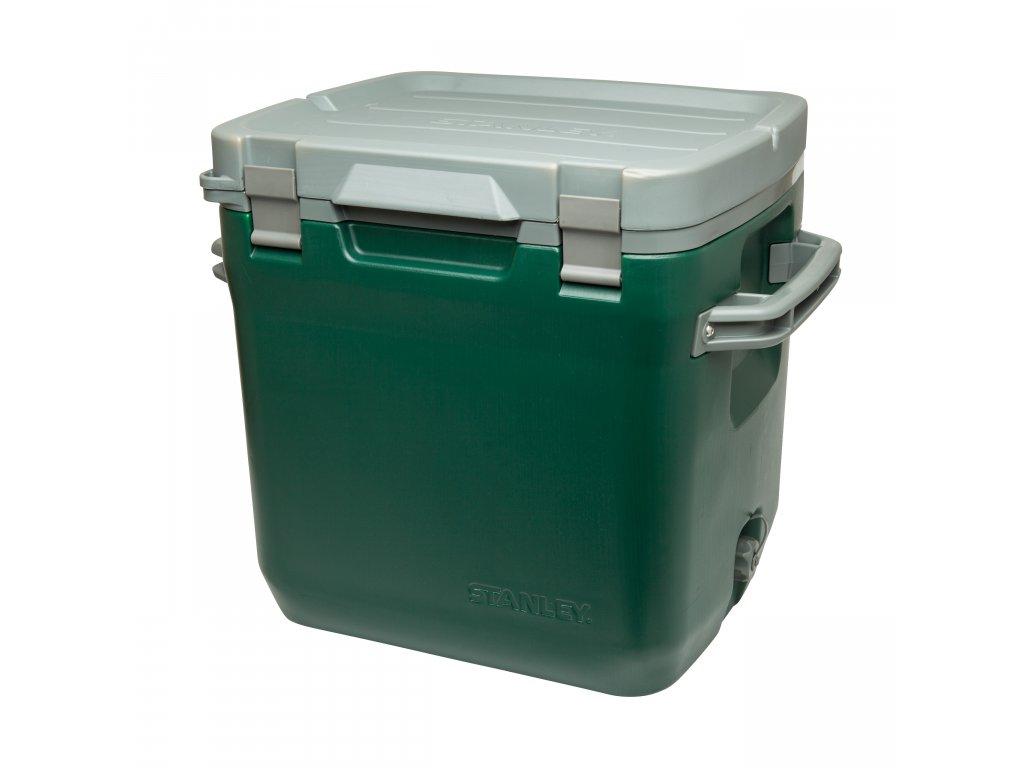 STANLEY Přenosný chladicí pasivní box Adventure series 28l zelený