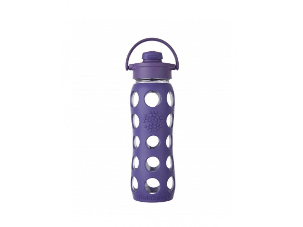 22oz flip purple