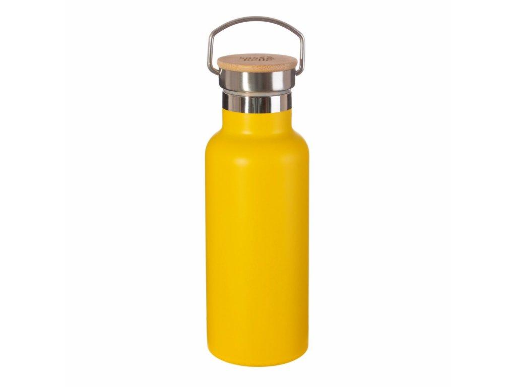 ANG040 A Mustard Yellow Bottle