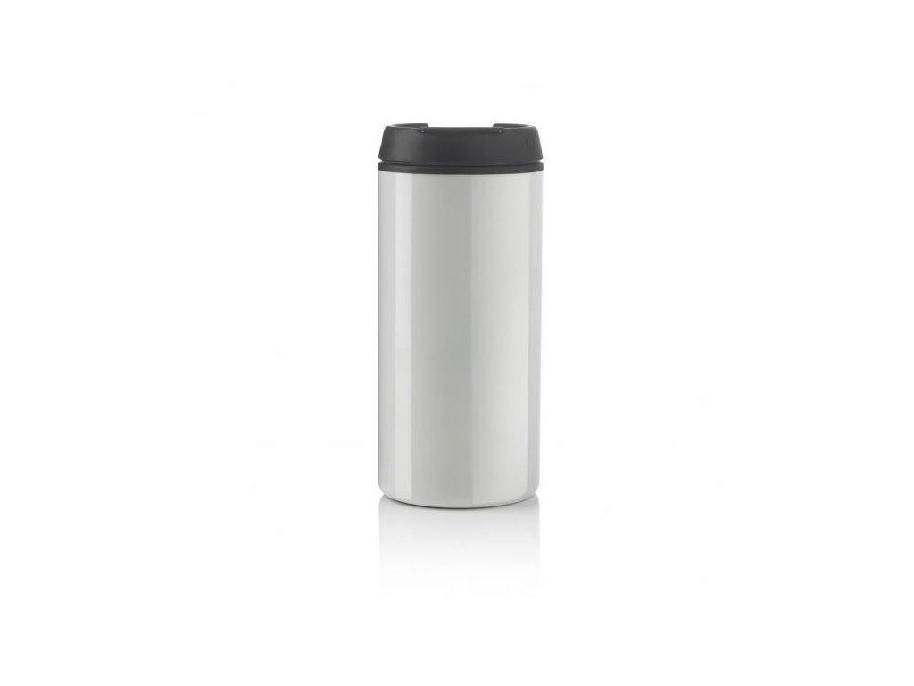 XD Design Metro, pohárek, 300ml, bílá