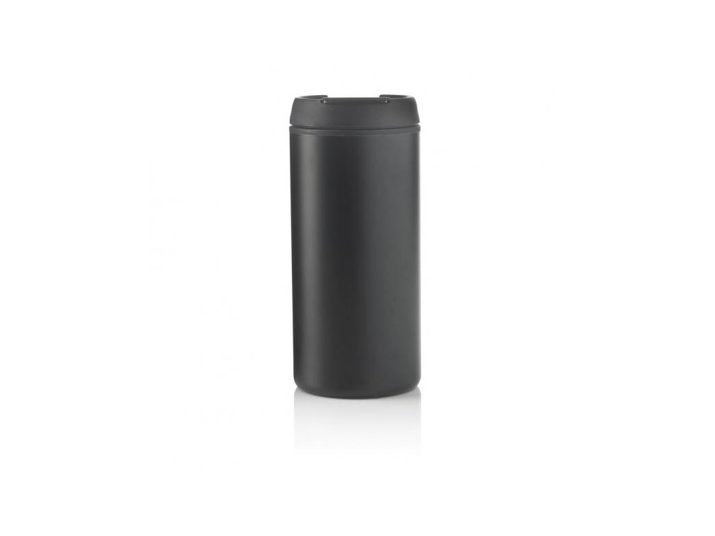 XD Design Metro, pohárek, 300ml, černá