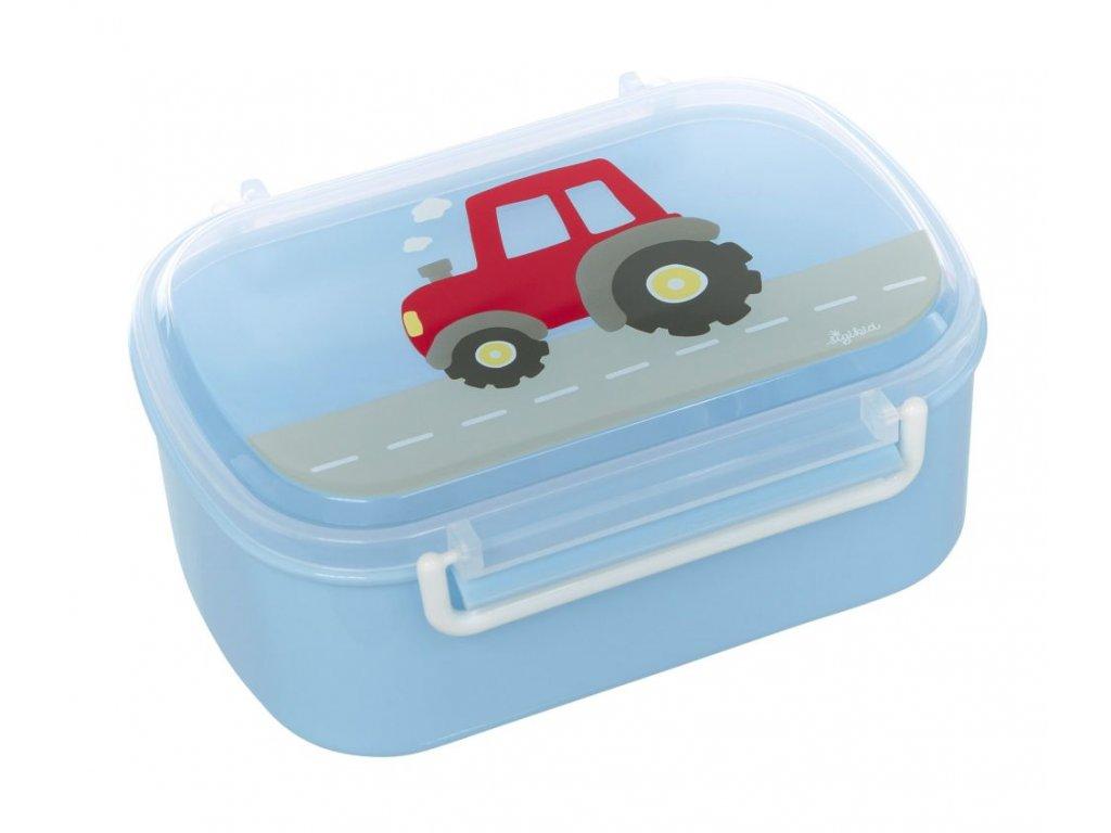 Traktor box na svačinu
