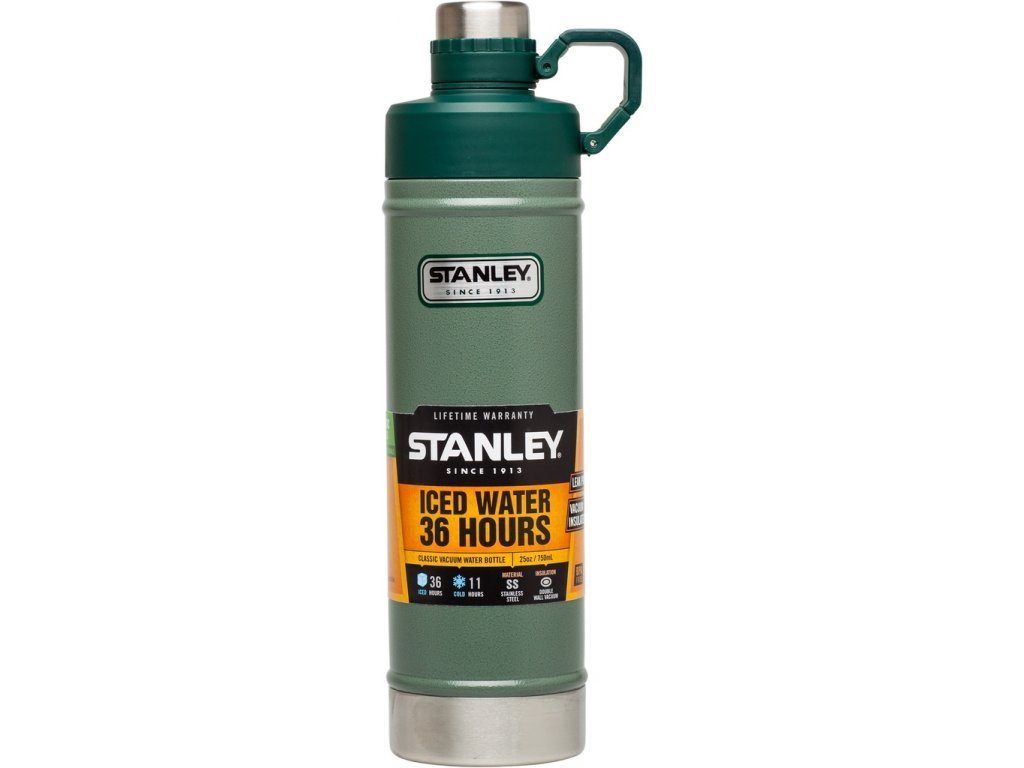 Termoska na vodu 750 ml Hammertone green
