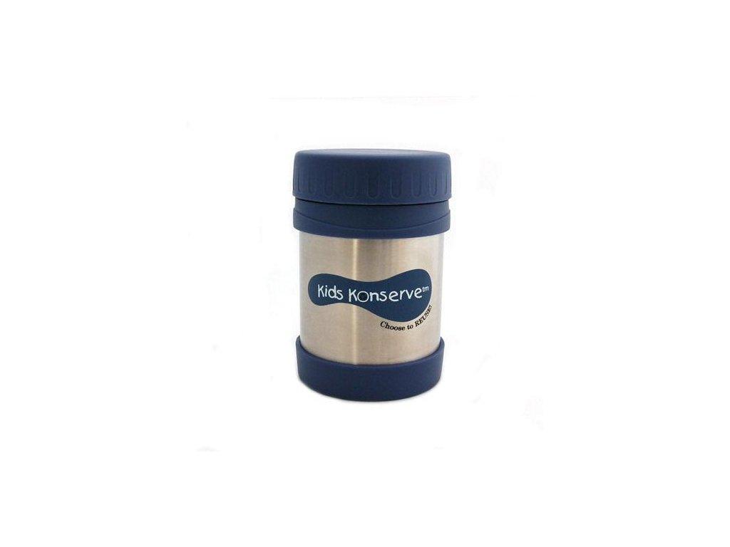 Termoska na jídlo - nerezová - Ocean 350 ml