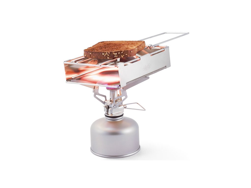 Glacier Stainless toaster