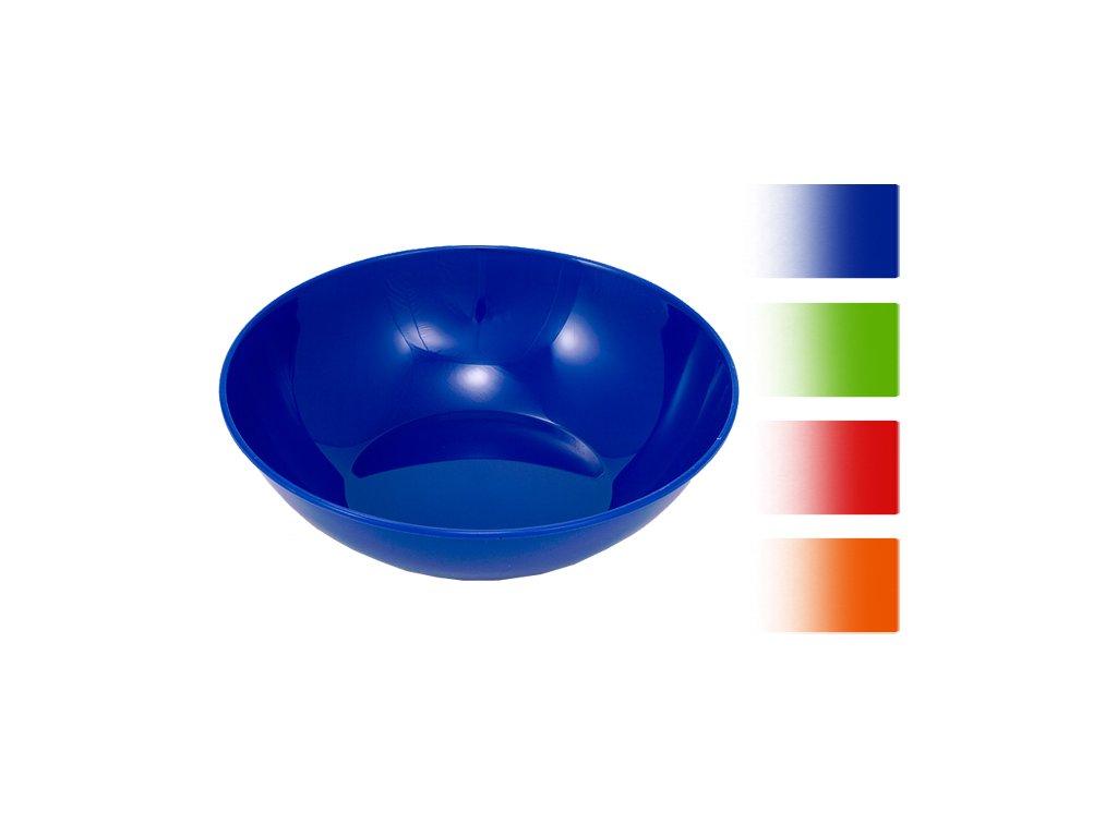 Cascadian miska modrá