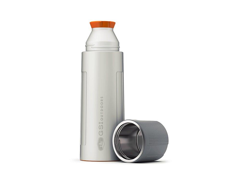 Glacier Stainless Vacuum termoska stříbrná