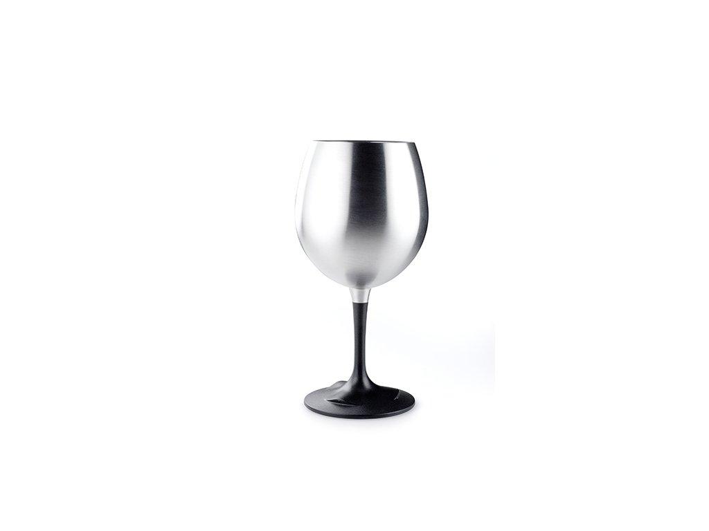 Glacier Stainless Nesting sklenice na červené víno