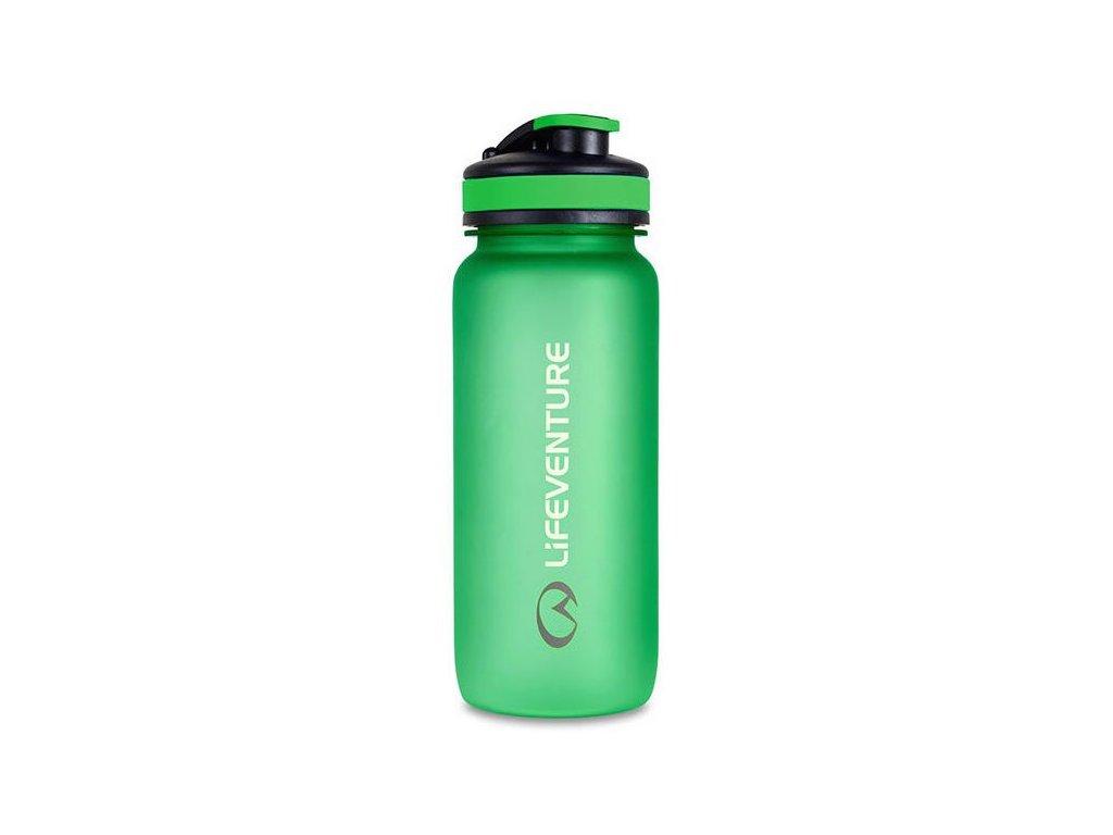 Tritan Bottle láhev na vodu 650ml zelená