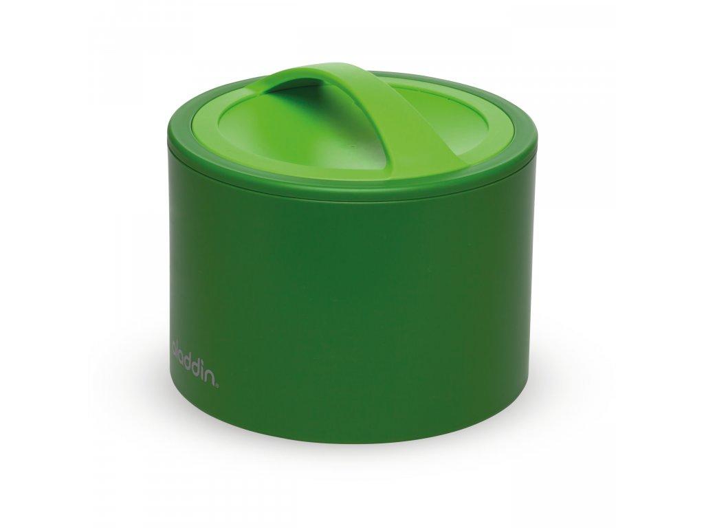 Termobox na oběd/svačinu BENTO 0,6l zelený